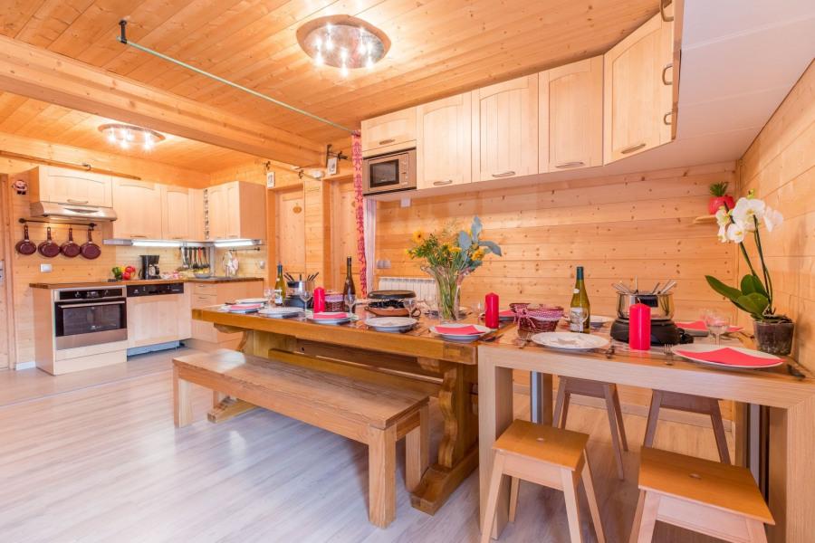 Location vacances Fontcouverte-la-Toussuire -  Appartement - 15 personnes - Barbecue - Photo N° 1