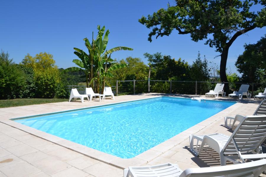 Location vacances Castelnau-Montratier -  Maison - 12 personnes - Barbecue - Photo N° 1