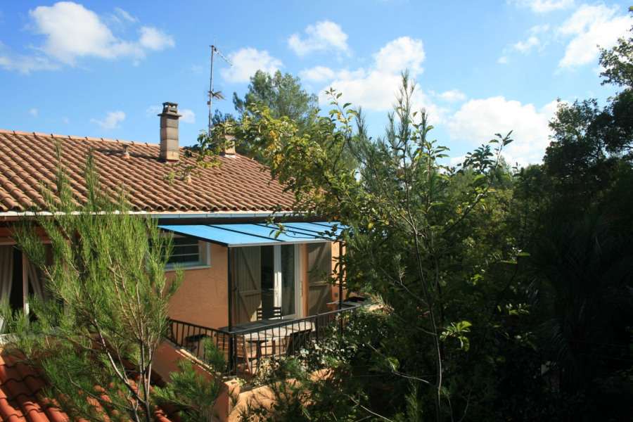 Location vacances La Celle -  Gite - 4 personnes - Barbecue - Photo N° 1