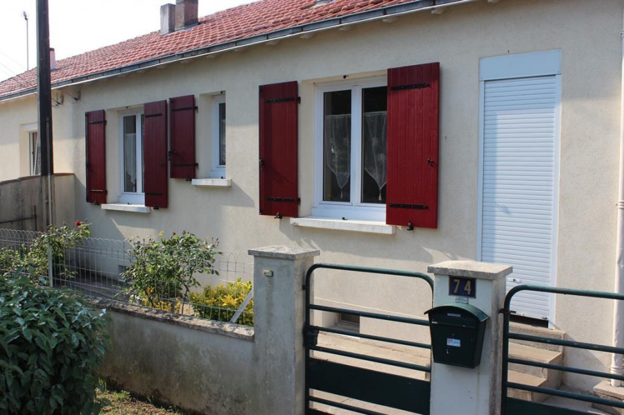 Holiday rentals Aytré - House - 5 persons - BBQ - Photo N° 1