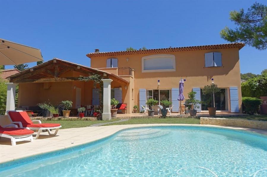 Villa pour 8 pers. avec piscine privée, Aix-en-Provence