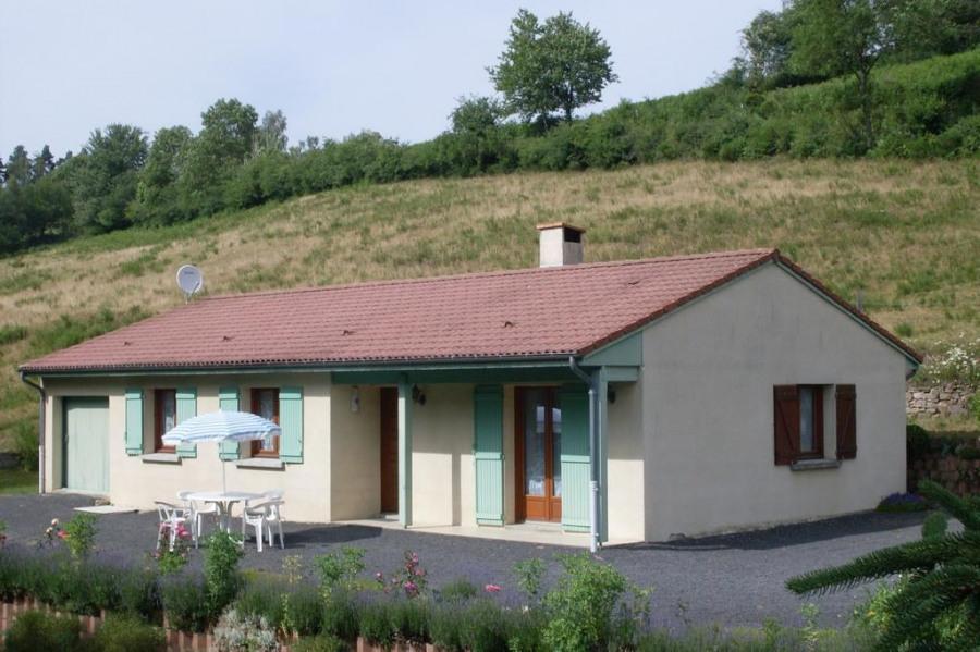 Ferienwohnungen Saint-Flour - Haus - 6 Personen - Grill - Foto Nr. 1