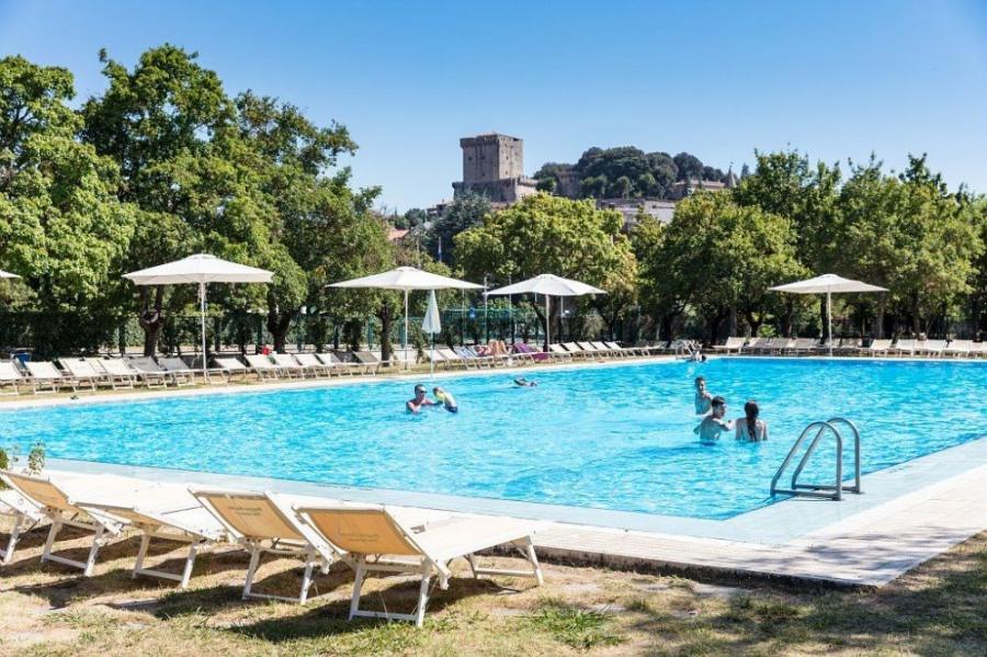 Location vacances Sarteano -  Insolite - 20 personnes - Lave-linge - Photo N° 1