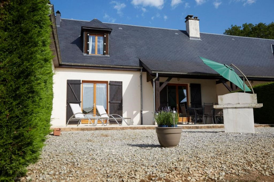 Holiday rentals Sarlat-la-Canéda - House - 5 persons - BBQ - Photo N° 1