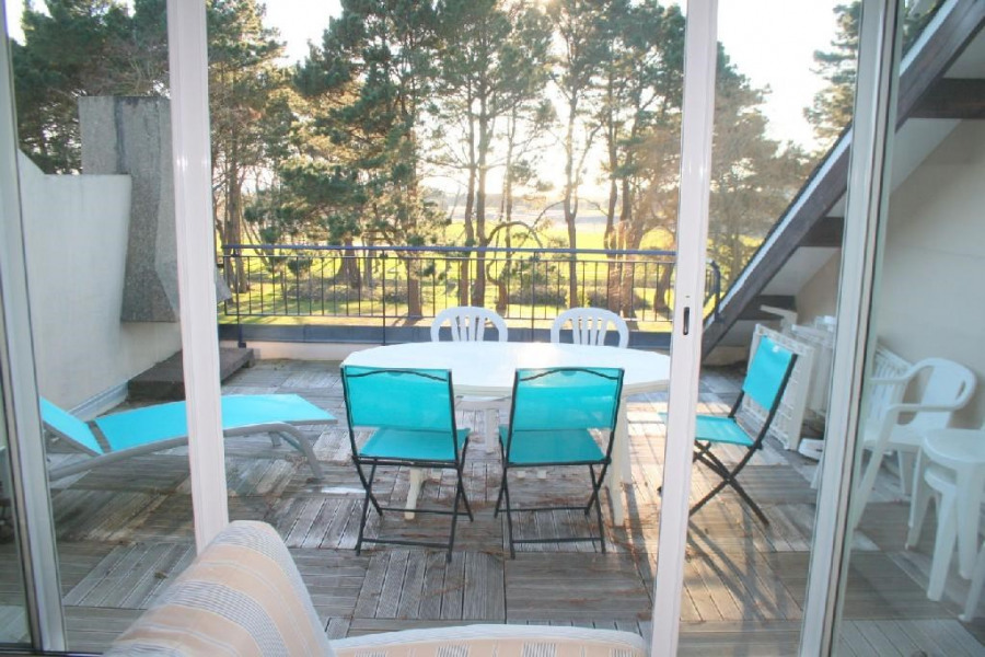 Location vacances Arzon -  Appartement - 6 personnes - Barbecue - Photo N° 1