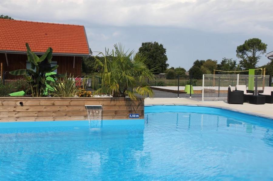 Villa pour 8 pers. avec piscine, Arcachon