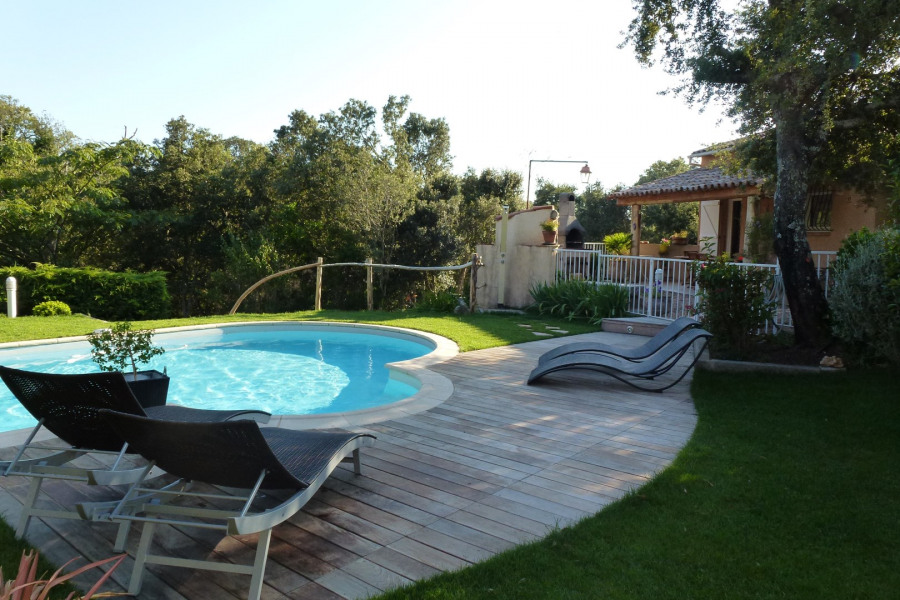 Holiday rentals Porto-Vecchio - House - 4 persons - BBQ - Photo N° 1