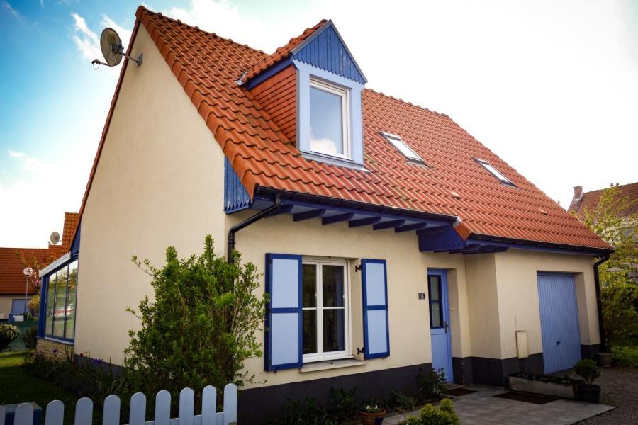 Maison confortable et reposante à Wissant - Wissant