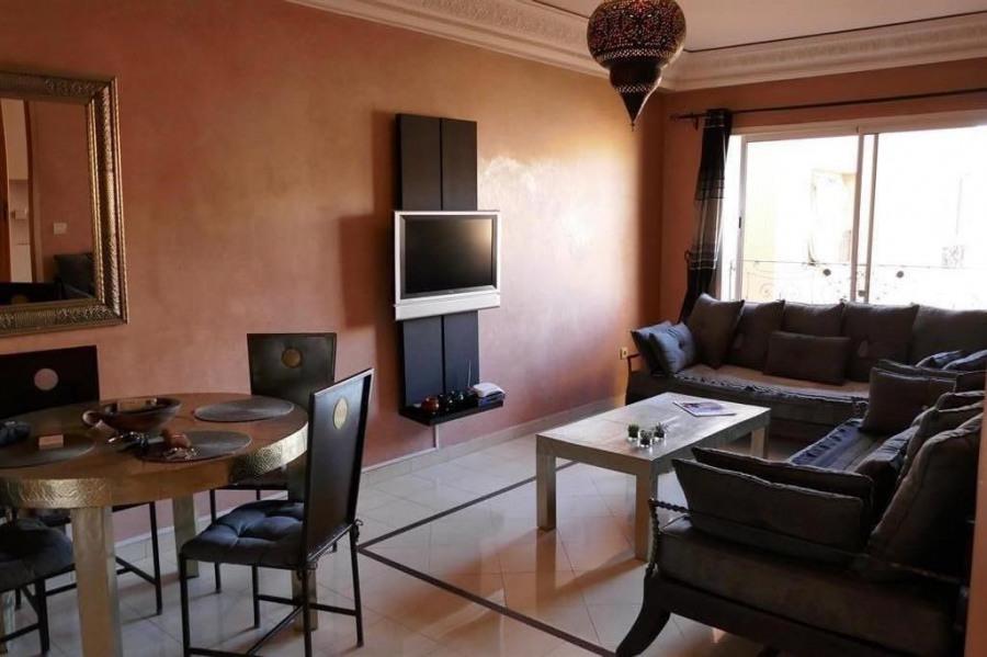 Alquileres de vacaciones Marrakesh - Apartamento - 2 personas - Cable / satélite - Foto N° 1