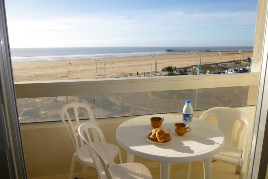Location vacances Saint-Jean-de-Monts -  Appartement - 2 personnes - Ascenseur - Photo N° 1