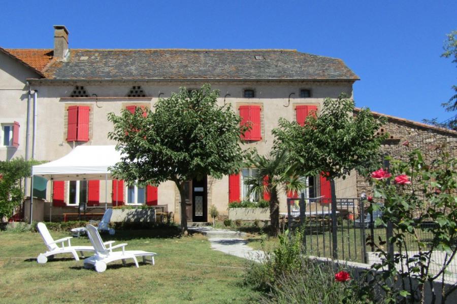 Location vacances Sérénac -  Maison - 15 personnes -  - Photo N° 1