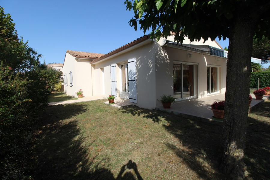 Holiday rentals Saint-Palais-sur-Mer - House - 6 persons - BBQ - Photo N° 1
