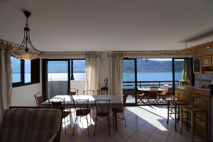 Location vacances Talloires -  Appartement - 6 personnes - Salon de jardin - Photo N° 1
