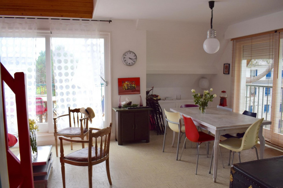 Location vacances La Baule-Escoublac -  Appartement - 8 personnes - Lave-linge - Photo N° 1