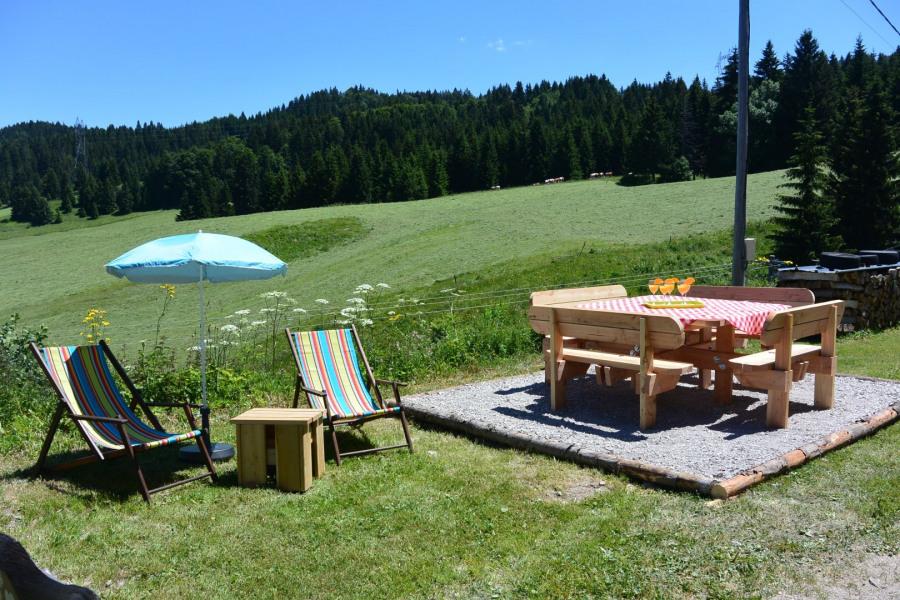 Gite de montagne en pleine nature (Parc Naturel du Haut Jura) - Les Moussières