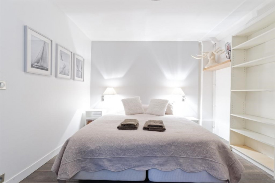 Location vacances Deauville -  Maison - 10 personnes - Chaise longue - Photo N° 1