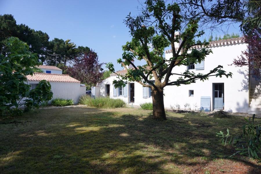 Location vacances Noirmoutier-en-l'Île -  Maison - 6 personnes - Jardin - Photo N° 1