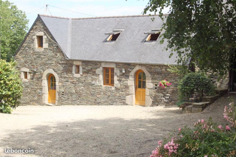Location vacances Plestin-les-Grèves -  Gite - 4 personnes - Barbecue - Photo N° 1