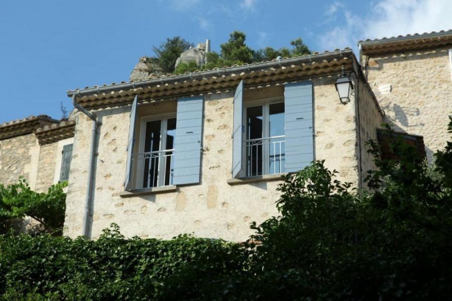 Location vacances Aurons -  Gite - 2 personnes - Lecteur DVD - Photo N° 1