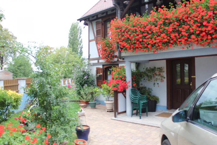 Location vacances Eckbolsheim -  Gite - 5 personnes - Barbecue - Photo N° 1