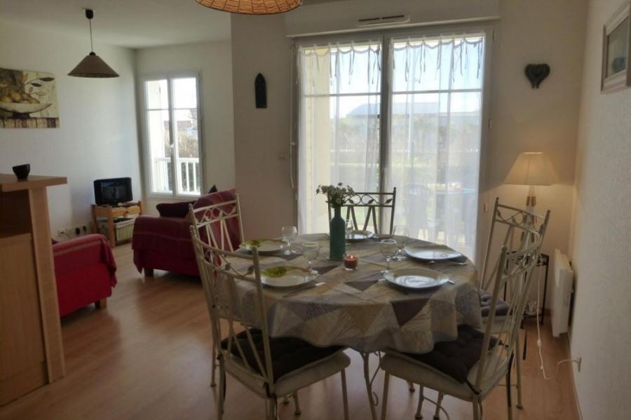 Appartement 3 pièces - 55 m² environ- jusqu'à 5 personnes