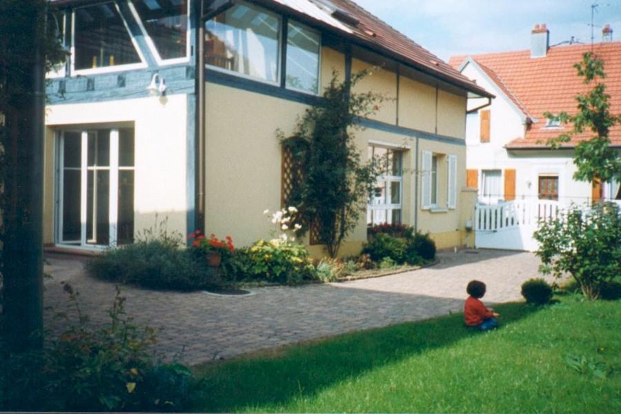 Location vacances Uffholtz -  Gite - 10 personnes - Jardin - Photo N° 1