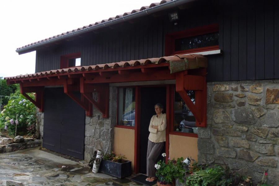 Alquileres de vacaciones Leynhac - Cabaña - 3 personas - Televisión - Foto N° 1