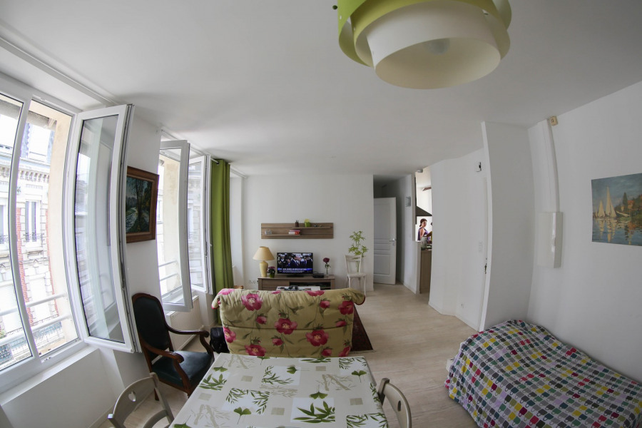 Holiday rentals Granville - Apartment - 5 persons - Outdoor games - Photo N° 1