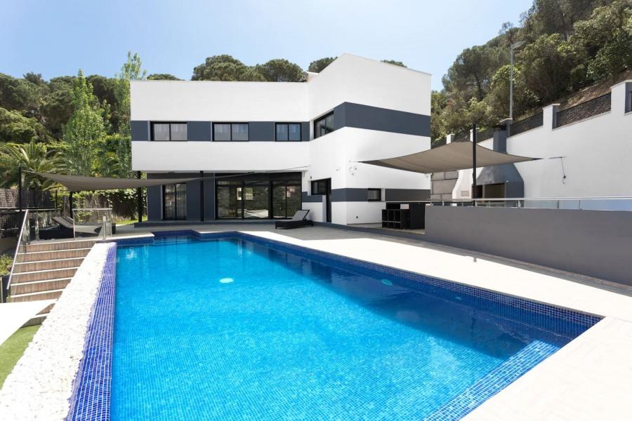 Superbe villa contemporaine