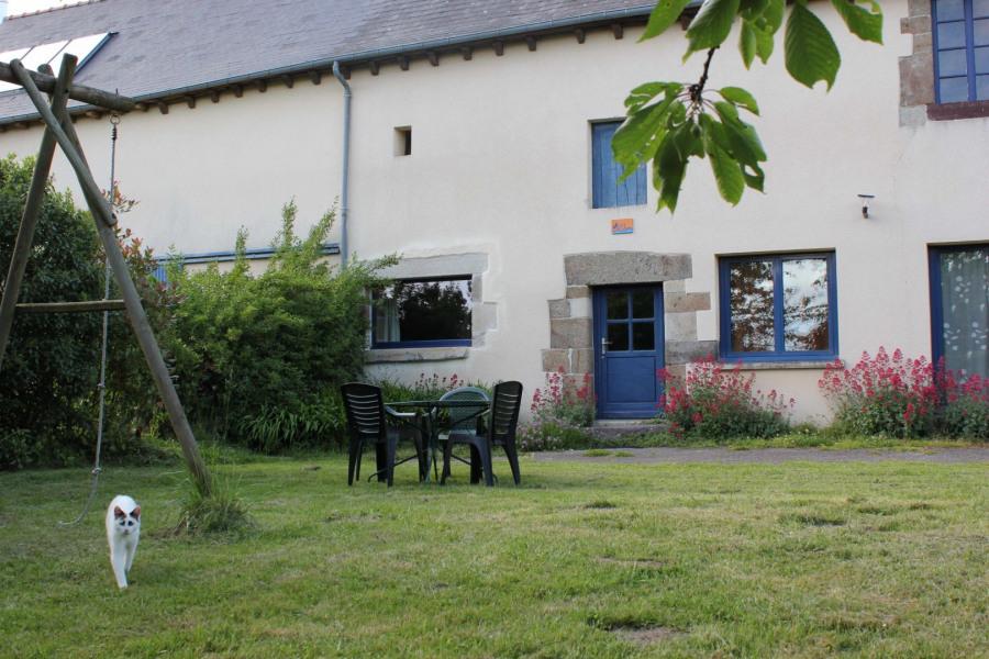 Location vacances Bédée -  Gite - 6 personnes - Barbecue - Photo N° 1