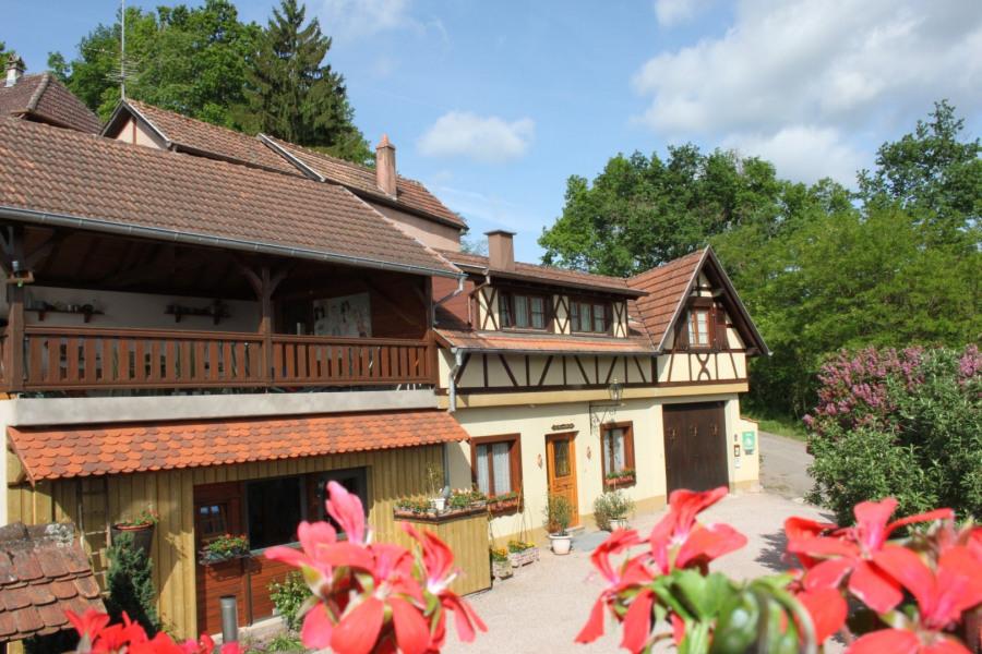 Maison Alsacienne  GITE DE FRANCE 3 épis - 3 étoiles pour 4/5 pers. en Alsace. - Nothalten