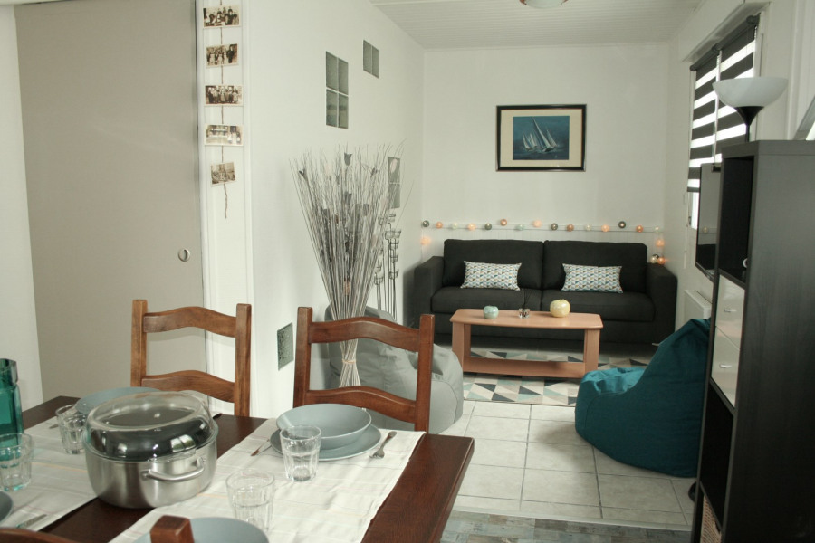 Location vacances Louannec -  Appartement - 4 personnes - Barbecue - Photo N° 1