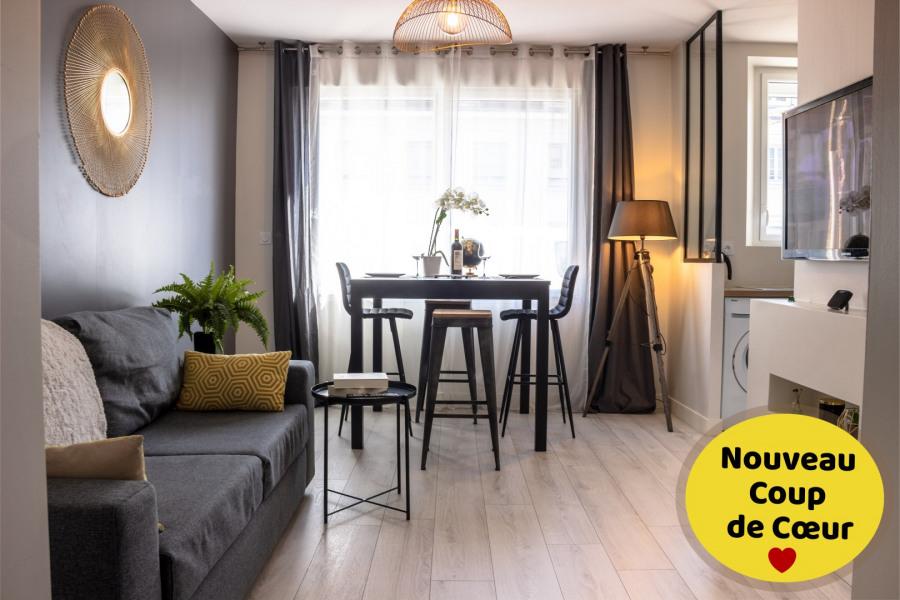 Ferienwohnungen Lorient - Wohnung - 4 Personen - Kabel / Satellit - Foto Nr. 1