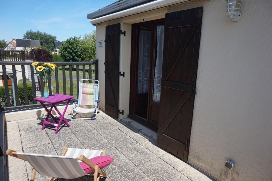 Location vacances Merville-Franceville-Plage -  Appartement - 4 personnes - Cafetière - Photo N° 1
