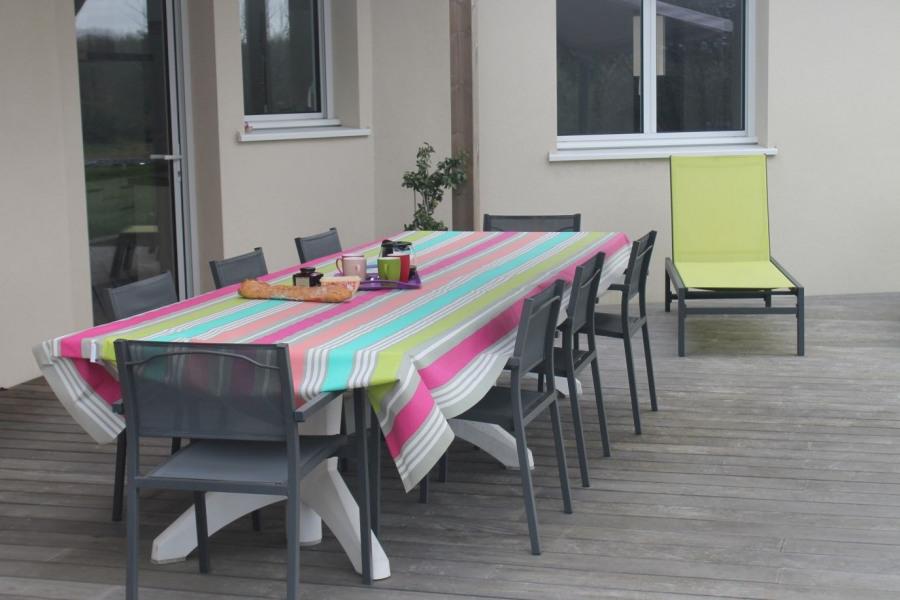 Location vacances Saint-Gildas-de-Rhuys -  Maison - 6 personnes - Four - Photo N° 1