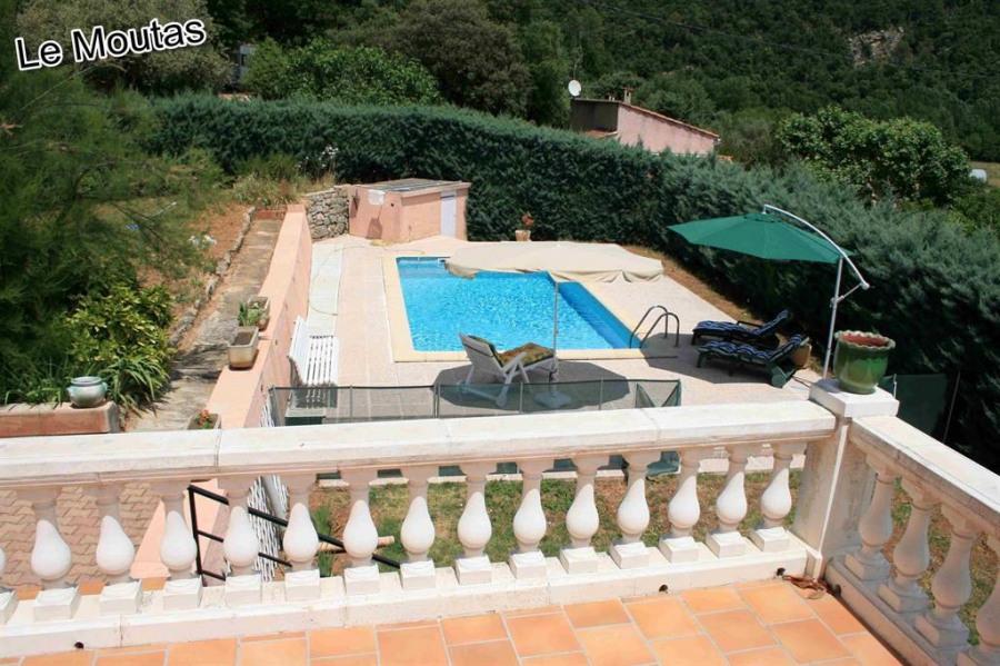 Alquileres de vacaciones Le Thoronet - Casa - 5 personas - Silla de cubierta - Foto N° 1