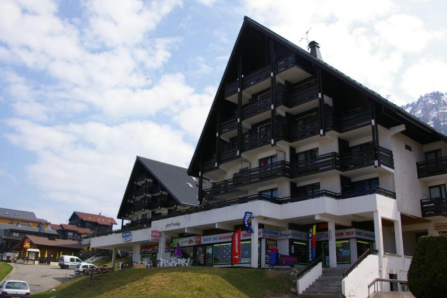 bel appartement situé au centre de la station