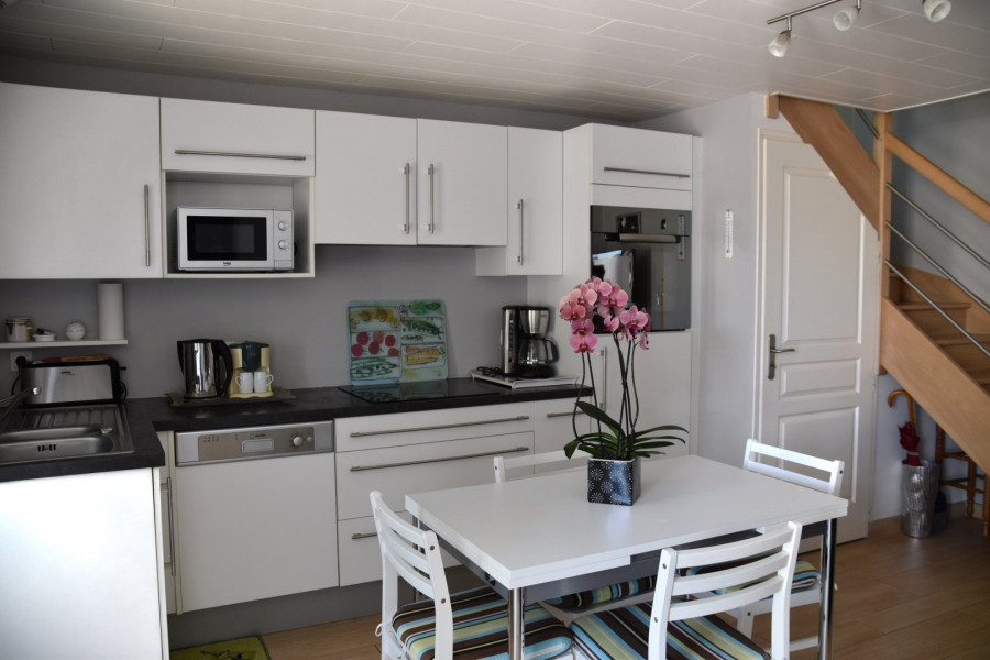 Holiday rentals Plouhinec - Cottage - 2 persons - Board games - Photo N° 1