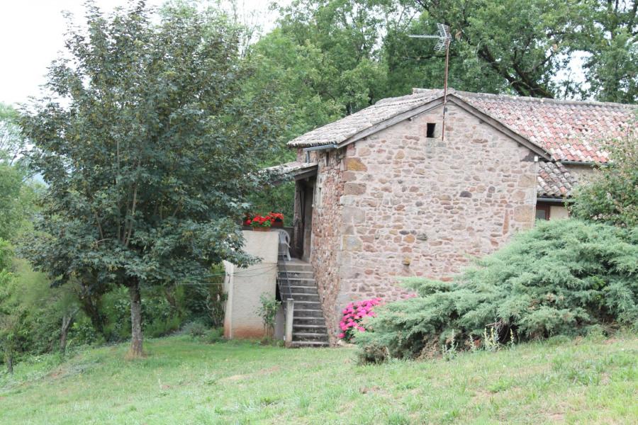 Ferienwohnungen Najac - Haus - 3 Personen - Grill - Foto Nr. 1