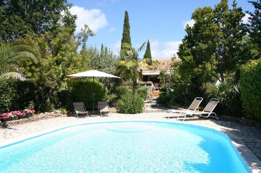 Villa pour 8 pers. avec piscine privée, Seillans