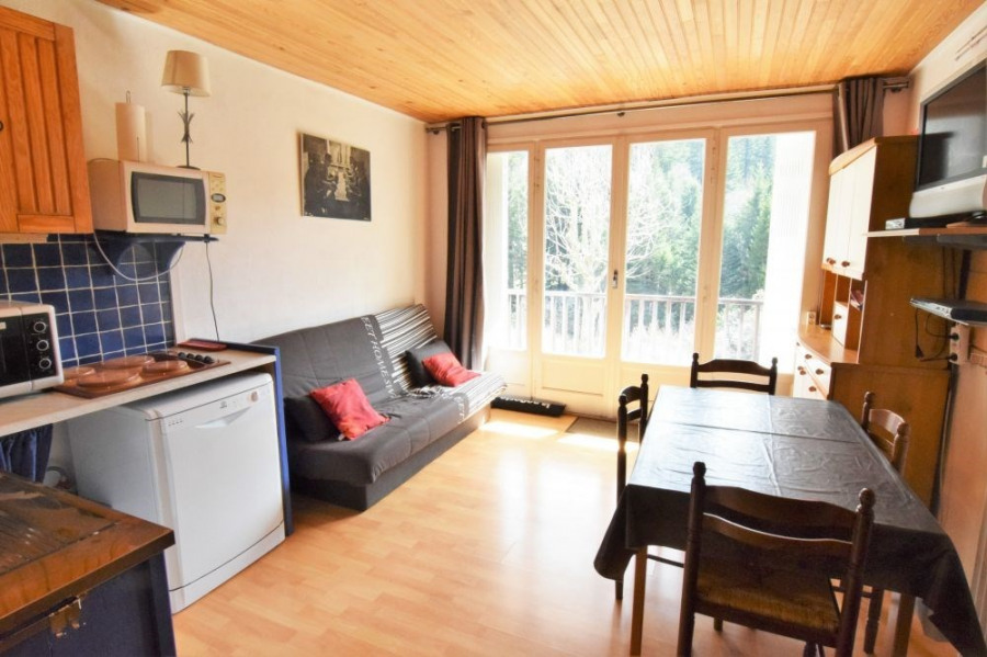Location vacances Laveissière -  Appartement - 6 personnes - Jeux de société - Photo N° 1