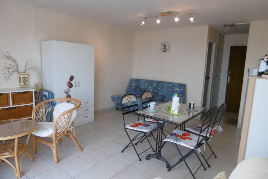 Location vacances Gruissan -  Appartement - 2 personnes - Micro-onde - Photo N° 1