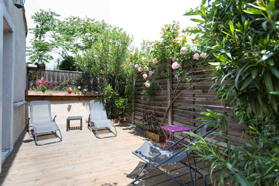 Holiday rentals Apt - House - 4 persons - BBQ - Photo N° 1