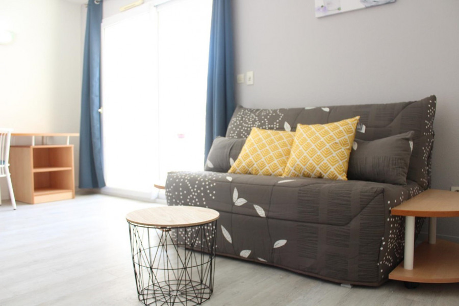 Appt Studio 2 couchages LA ROCHELLE