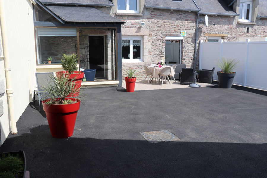 Holiday rentals Erquy - House - 4 persons - BBQ - Photo N° 1