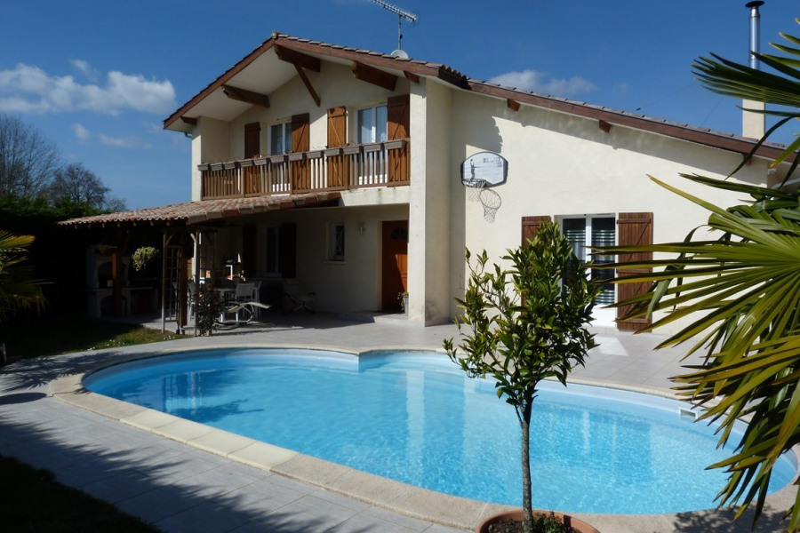 Location vacances Soustons -  Maison - 10 personnes -  - Photo N° 1