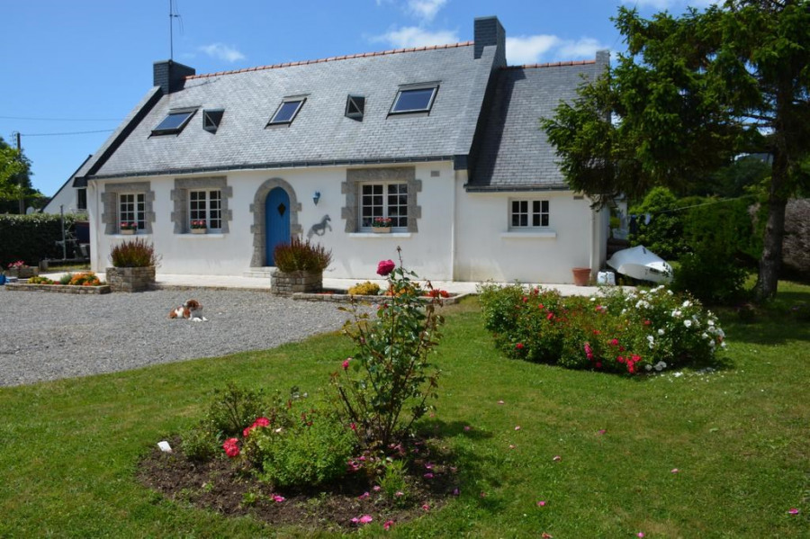 Holiday rentals Sarzeau - House - 10 persons - BBQ - Photo N° 1