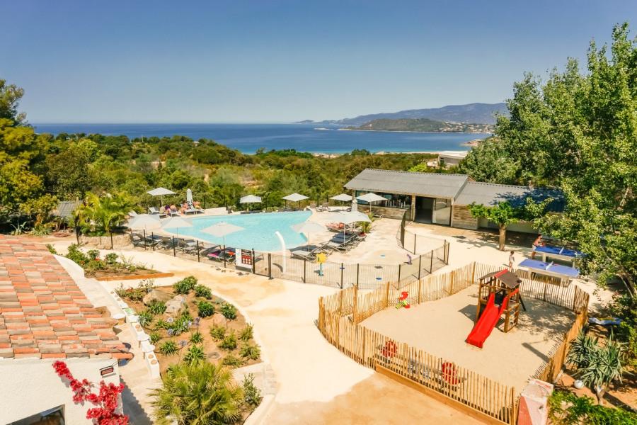 Camping Lacasa / Corsica Paradise