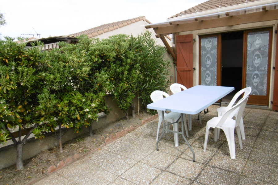 Holiday rentals Port-la-Nouvelle - House - 4 persons - Oven - Photo N° 1