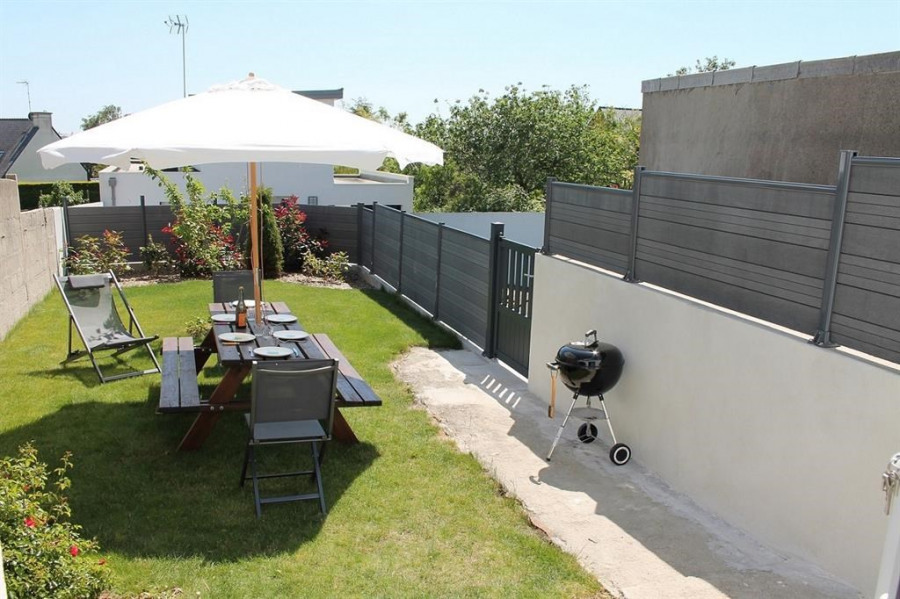 Location vacances Concarneau -  Maison - 6 personnes - Barbecue - Photo N° 1